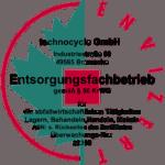 Logo von dem zertifikat Entsorgungsfachbetrieb